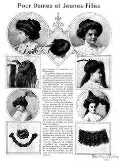1908 may hairstyles 2