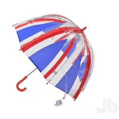 Kids union jack #umbrella - apt for the footy! #worldcup #worldcup2014