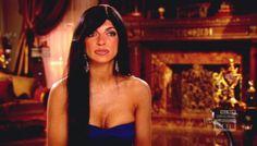 RHONJ TERESA HOUSE   Teresa Giudice Lashes Out at Cast Members, Quits Twitter