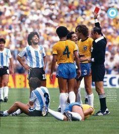 Argetina vs Brazil coppa america rivalry