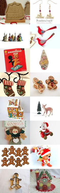 Holiday Happy Dance at EPSTeam by Betty J. Powell on Etsy--Pinned with TreasuryPin.com