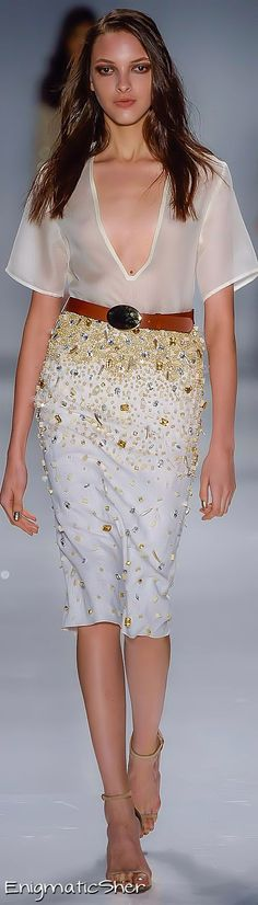 WAGNER KALLIENO Summer 2015 Ready-to-Wear