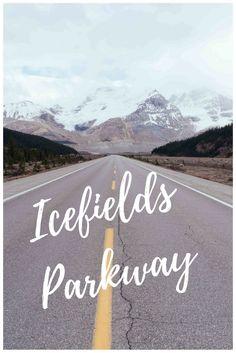 Der Icefields Parkway in Kanada - eine der Traumstraßen der Welt! Erwartung und Realität und viele Tipps für einen Roadtrip.