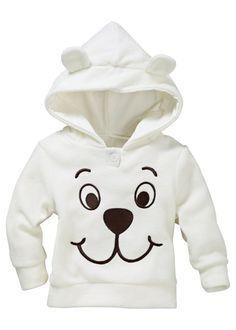 Baby Fleecepullover, bpc bonprix collection