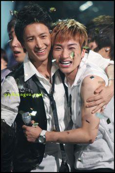 Leeteuk and Han Geng