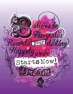 Ever After High - short story starter for fairy tales