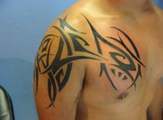 17 Powerful Shoulder Tattoos for Men