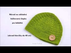 Crochet Hats, Beanie, Youtube, Blog, Handmade, Knitting Hats, Hand Made, Blogging, Beanies