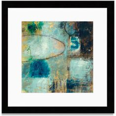 @Overstock - Artist: Bellows  Title: Tangent Point I  Product Type: Framed Printhttp://www.overstock.com/Home-Garden/Bellows-Tangent-Point-I-Framed-Art-Print/3103672/product.html?CID=214117 $143.99