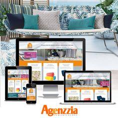 Mais um website pronto para conquistar novos clientes! Confira mais um trabalho da Agenzzia, o site do Armazém Tecidos que está de cara nova: http://tecidos.campinas.br.