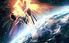 raidraptor art | Raidraptor - Satellite Cannon Falcon, Fanart - Zerochan ...