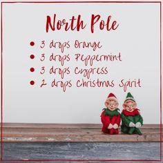 essential oils for Christmas, Christmas diffuser blends, holiday essential oils, essential oils for