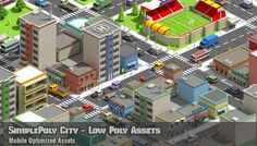 SimplePoly City - Low Poly Assets has just been added to GameDev Market! Check it out: http://ift.tt/22pAP7n #gamedev #indiedev