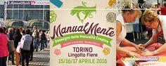 Edizione primaverile di ManualMente Torino 2016: ecco gli aggiornamenti di questa bella Rassegna della Manualità Creativa del…