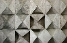Scagliola concrete modular cladding by Bryan McCollin