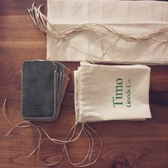 We're all set! Handmade leatherworks made in Chile with legendary hand stitching technique and shipped worldwide :) #leather #timogoods #handmade #iphone6