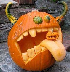Creative Halloween Pumpkin Carving Ideas-12-1 Kindesign