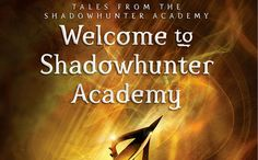 """News from Cassandra Clare on The Shadowhunter Academy short story series! """" The Mortal Instruments series may have come to an epic conclusion earlier this year, but author Cassandra Clare is far from done telling Shadowhunter tales..."""""""