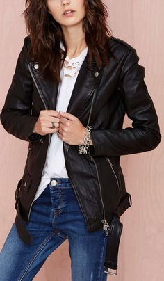 Muubaa BF Leather Jacket
