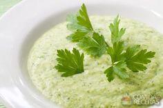 Receita de Sopa cremosa de aspargo em receitas de sopas e caldos, veja essa e outras receitas aqui!