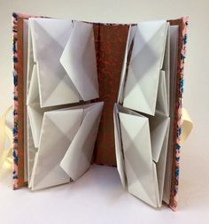 All My Own Books (and possibly some others too) — This Chinese thread book based on 3 pieces of grey...