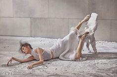 """The Ballet Fairy"" VOGUE Korea February 2015"