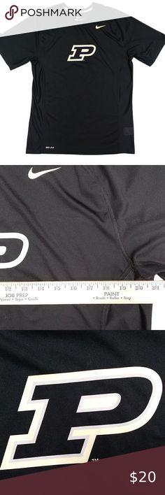 Purdue Boilermakers Nike Practice Performance Hoodie Black