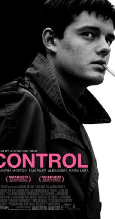 Directed by Anton Corbijn.  With Sam Riley, Samantha Morton, Craig Parkinson, Alexandra Maria Lara. A profile of Ian Curtis, the enigmatic singer of Joy Division whose personal, professional, and romantic troubles led him to commit suicide at the age of 23.