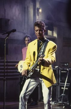 Love Tin Machine David Bowie ❤️