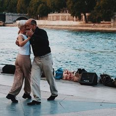 For a romantic date spot, head to the amphitheaters that line the Seine in the 5th arrondissement. Here, dance enthusiasts gather in the evenings to tango until twilight. There are also plenty of non-dancing spectators too, if you'd rather bring a bottle of wine and people-watch