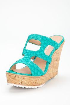 Lisa by Donald J Pliner Kloe Wedge Sandal    $225