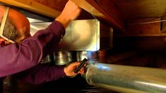 For a pretty good summary of how your home could be leaking cool air on hot days, or letting hot air in, watch this video about a typical home energy audit. A lot of the work we do on ventilation systems targets plugging gaps where air escapes. #homeventilationsystems #ventilationmaintenance #TheVinHVAC #ElementHomeSolutions Energy Assessment, Diy Generator, 3d Printer, Ethnic Recipes, Mothers, Homeschool, House, Funny, Home