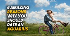 Eager to know them a little better? Let's get started. Read these amazing things which you should know before dating an aquarius.
