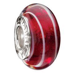 Chamilia Red Swirl
