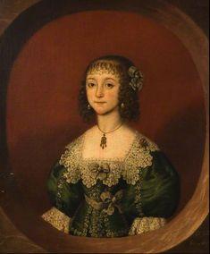 Girl, 1638 by Gilbert Jackson