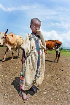 Little shepherd - Ethiopia. For Amharic language books and CDs written specifically for internationally adopting families, visit www.adoptlanguage.com #adoption #Ethiopia