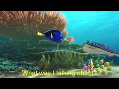 Finding Dory [Official] Trailer (w/dialogue)