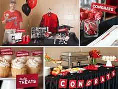 high school graduation party ideas bing images more schools graduation ...