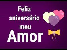 Feliz Aniversário Meu Amor Mensagem De Aniversário Romântica