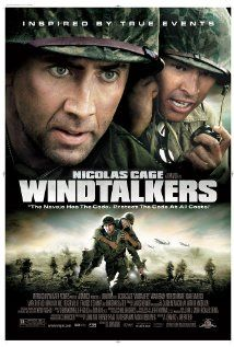 Two U.S. Marines in WWII are assigned to protect Navajo Marines who use their native language as an unbreakable radio cypher.    Director: John Woo  Writers: John Rice, Joe Batteer  Stars: Nicolas Cage, Adam Beach and Peter Stormare