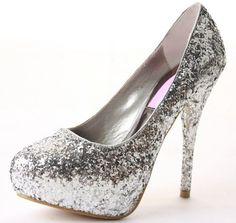 shoeFashionista - Damen Plateau High Heels Pumps Absatz Schuhe Stiletto Damenschuhe ShoeFashionista