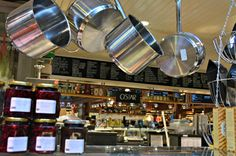 Markets around the world: a visit to Stockholm's famous food hall Ostermalms Saluhall.