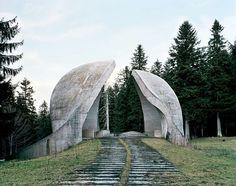 Yugoslavia Forgotten Monuments