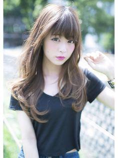 Rue D'or SAKAE ワンカールセミディby藤井 - ヘアスタイル・髪型・ヘアカタログ [キレイスタイル]