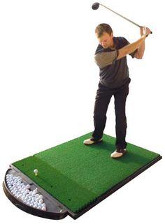 How To Build Your Own Golf Mat Diy Ideas Pinterest