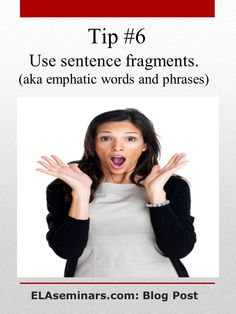 Activities to teach students unique writing. Teaching Schools, Teaching Grammar, Teaching Writing, Teaching Ideas, English Teachers, Teaching English, Writing Strategies, Writing Tips, Sentence Fragments