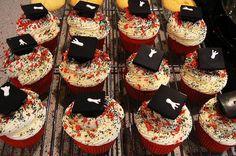 Graduation cupcakes 1 | Flickr : partage de photos !