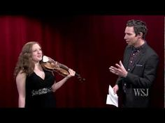▶ Violinist Plays One of the Riskiest Pieces Written - YouTube