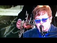 Levon Helm - The Weight -Grammy Tribute, Zac Brown, Elton John and others