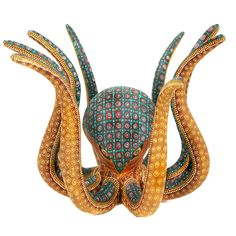 David Hernandez Octopus